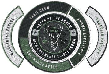 Order of Arrow Triple Crown
