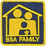 BSA Family award