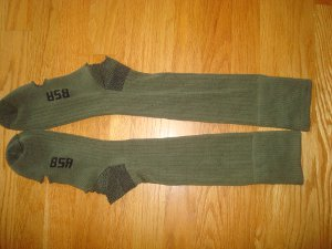 BSA arm warmers