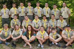 boy scout summer jobs