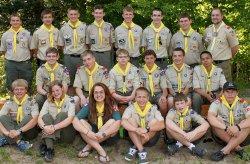 Scout Summer Jobs