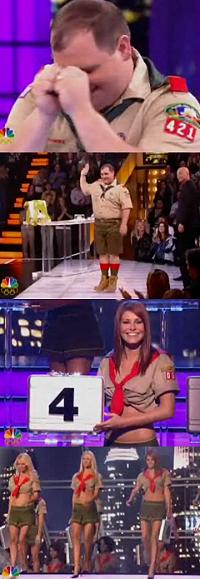 Deal or No Deal Scoutmaster