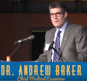 Dr Andrew Baker Eagle Scout