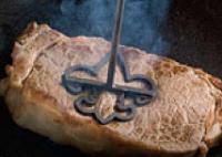 Boy Scout Branding Iron