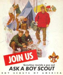 Boy Scout Recruiting