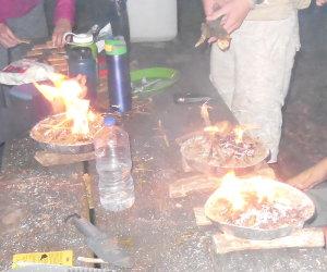 Minimize Campfire Impacts