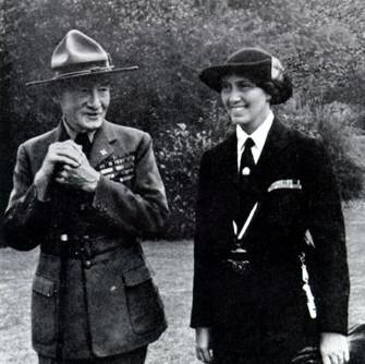 Happy birthday Robert Baden Powell