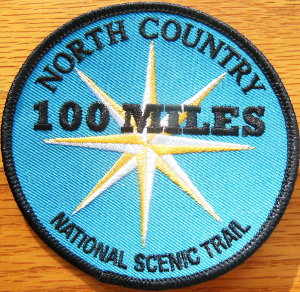 #Hike100NCT patch