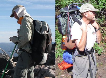 lightweight scout backpacking