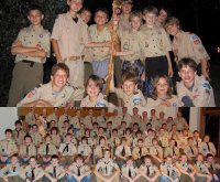 boy scout troop size