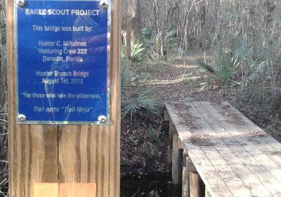Trail Volunteer Law