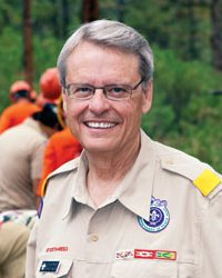 Wayne Brock Chief Scout
