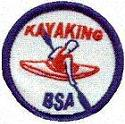 Kayaking BSA