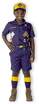 Bobcat cub scout uniform