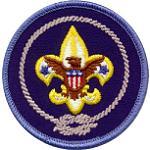 Boy scout council patch