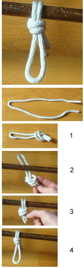 Tie Scout Knot