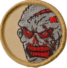 zombie patrol patch