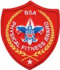physical fitness award