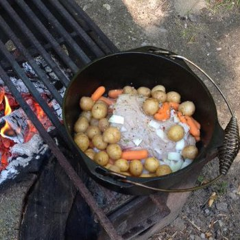 dutch oven pot roast recipe