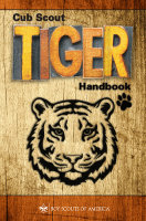 Tiger scout Handbook