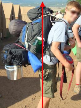 Philmont Backpacking